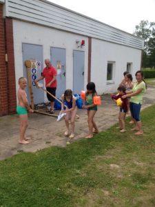 Spielenachmittag für die Kleinsten - Juli 2016