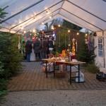 Am Haus am Eberbach - Der Stand des Förderverein 2014