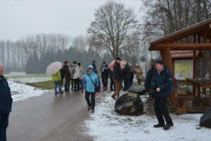Winterwanderung mit anschließendem Grünkohlessen im Februar 2019