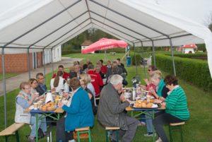Wir feiern das 90jährige Bestehen des Freibades - Mai 2017